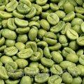 Зеленый кофе в зернах Арабика 60 гр