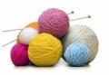 Нитки для вязания и вышивания