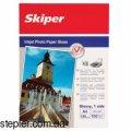 Фотобумага глянцевая для цветной струйной печати А4, 150 г/м2,100 л, 152023, Skiper
