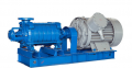 Pumps centrifugal multistage TsNS