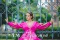 Платье женское вышитое льняное бохо, этно, стиль Вита Кин