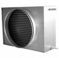 Нагреватель круглый водяной Salda AVS 125