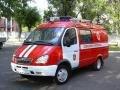 Аварийно-спасательный автомобиль АСА-М (ГАЗ)