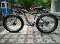 Электровелосипед LKS Fatbike Чёрный Electro Rear Drive