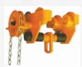 Тележка (каретка) для ручной цепной тали тип KML