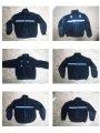Куртка флисовая непродуваемая, оригинал полиции Великобритании, б/у.