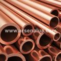 Pipes copper M1,M2, import production