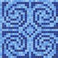 Mosaik-Fussbodenbeläge (Mosaik)