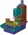 Обрабатывающий центр модели 500VS