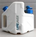 Походный портативный нано фильтр-куб для очистки воды Lifesaver Cube 5000 UF. Полная механическая очистка от вирусов, бактерий, грибков и т.д. Скорость очистки 1,25 л/мин. Отличная функциональность
