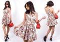 """Стильное молодежное платье мини """" Узоры """" Dress Code"""