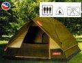 Палатка четырехместная Coleman 6319 зонтик (Польша) 6379
