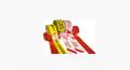 Сигнальная оградительная лета с логотипом
