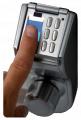 Замки биометрические - укомплектован запирающей системой Slam & Lock (разработка фирмы Digital e-lock)