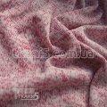 Ткань Трикотаж вязаный (малиновый) 5242