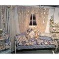 Кровать кованная с ламельнай основой 200х100см ТМ Прованс