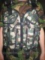 Unloading vest camouflage