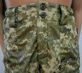 Dyuspo's trousers with fleece ZSU pixel