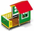 Domki dziecięce