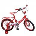 Велосипед 2-х колес 18 151812 (1шт) со звонком, зеркалом