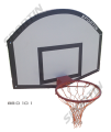 Tarcza streetball 1200h900mm sklejki