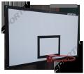 Щит баскетбольный 1800х1050мм фанера