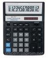 Калькулятор 12 разр., DC-777BK (8470100000)