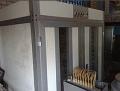 Расстоечный шкаф Polin на 4 тележки/климат