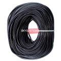 2,0 мм Кожаный шнурок | Цвет: Черный