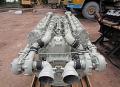 Двигатель V-образный 12-ти цилиндровый ЯМЗ-240НМ2