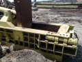 Press for scrap metal of Y81F-100