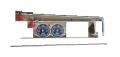 Уровнемер СУГ LPG Gaslin (аналог Rotogage) для стационарных резервуаров сжиженного газа пропан-бутан, газовых хранилищ, ГНС, газгольдеров