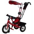 Велосипед 3-х колесный Mini Trike надувные красный