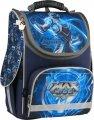 Рюкзак школьный каркасный 501 Max Steel-1 MX15-501-1S