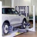 3D стенд развал-схождения для Volkswagen Group<br />VAS 6767