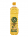 Vegetable oil (soybean)  Volume: 1L Type of packaging: Plastic bottle
