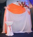 Свадебная арка Апельсин