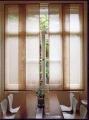 Японские шторы, экранные, панельные шторы. Шторы с лена и хлопка.