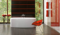 Tile ceramic for a floor. A ceramic tile of OPOCZNO - the Collection - INFINITA