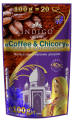 Ground coffee with addition of ground chicory of 100 grams