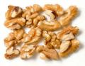 Грецкий орех светло-янтарный - четверти