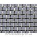 Сетка канилированная  рифленая с квадратными ячейками