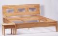 Кровать буковая 1.6*2.0