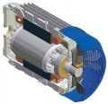 Гидрогенератор для мини ГЭС асинхронный