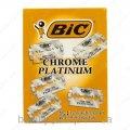 Bic лезвие для бритья Chrome Platinum, 1коробка/20уп/5шт