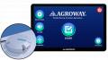 Система параллельного вождения AGROWAY380