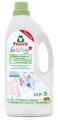 Жидкое средство для стирки детского белья Frosch (Фрош) Baby, 1.5л (4009175924087)