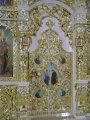 Царские Врата из дерева Липа