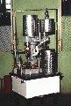Агрегат  наполнительно-закаточный Ж7-АНЗ-7 для розлива, подачи пробки и укупоривания стеклянных бутылок емкостью 0,05, 0,1л, 0,25л, 0,5л, 0,7л, призв-ть 250 б/час