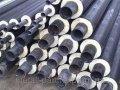 Труба стальная 108/200 в ПЕ ( пластиковой)  оболочке